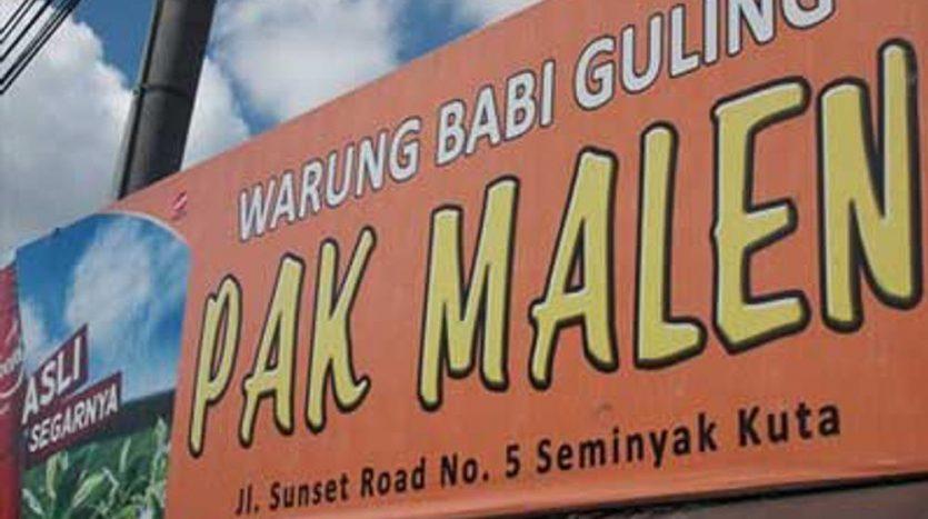 Bali Immobilier - Infos - Babi Guling Pak Malen