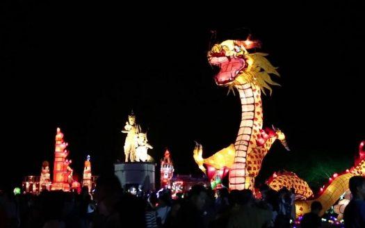 Bali Immobilier - Infos - Festival des lumières à Nusa Dua
