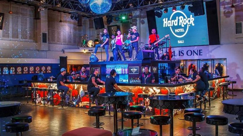 Bali Immobilier - Infos - Hard Rock Cafe Bali