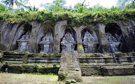 Bali Immobilier - Infos - Le temple de Gunung Kawi