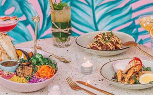 Bali Immobilier - Infos - Les Restaurants Végétariens
