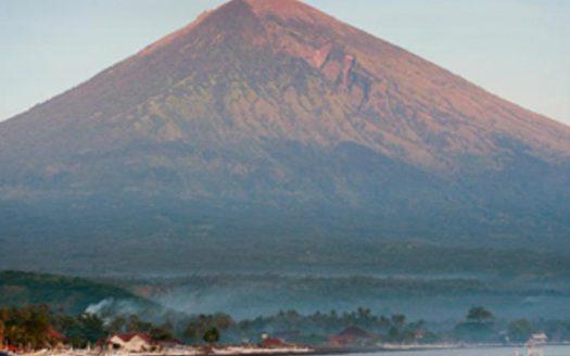 Bali Immobilier - Infos - L'imposant Mont Agung