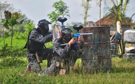 Bali Immobilier - Infos - Paintball