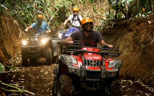 Bali Immobilier - Infos - Randonnée en quad à Ubud