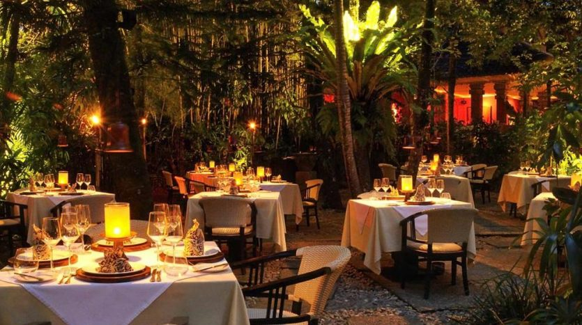 Bali Immobilier - Infos - Restaurant Mozaic Bali