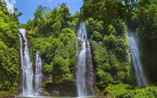 Bali Immobilier - Infos - Sekumpul chutes d'eau